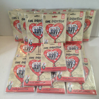 Pack of 100 One Direction Group Party Balloon - One Direction Wholesale Balloons