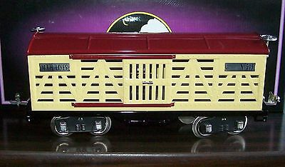 Mth Tinplate Traditions Standard Gauge Electric Trains No 500  10-1088*