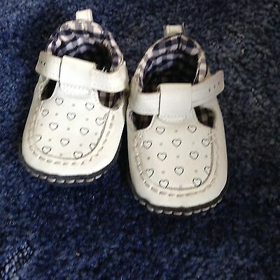 Baby Shoes Age 12-18 Months M And S