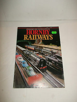 Hornby 29th Edition Catalogue