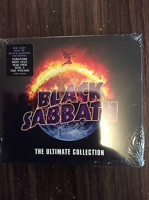 Brand New & Sealed - Black Sabbath -The Ultimate Collection 2cd