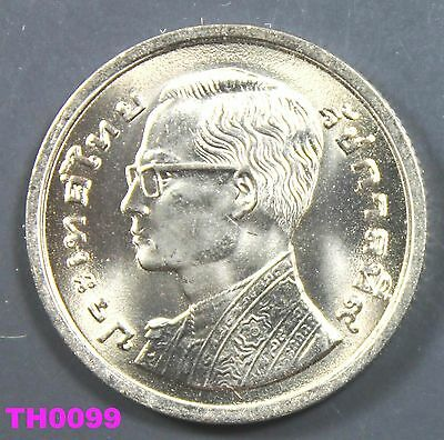 THAILAND BAHT 1977 Y110 Uncirculated FREE SHIPPING