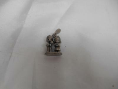 Old Vtg  PEWTER PRECIOUS MOMENTS CHARM Bracelet Jewelry Costume Boy/Girl/Baby