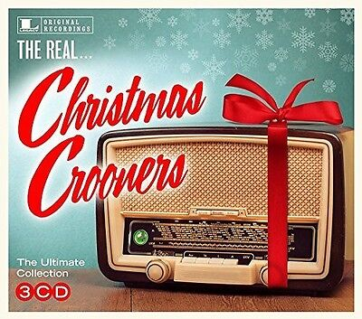 Various Artists - Real Christmas Crooners / Various [New CD] Holland - Import