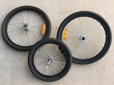 Baby Trend Expedition Jogger Single Seat Stroller Replacement Wheels
