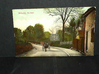 Yorkshire,Willerby nr Hull - 1908