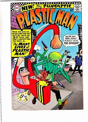 Plastic Man 2 Strict VF/NM+ High-Grade Dr Dome  just listed huge runs