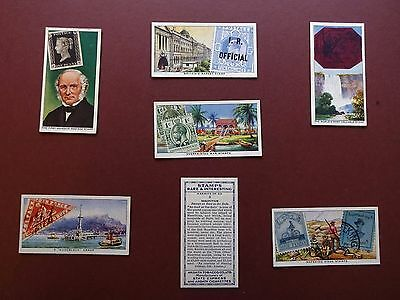 Stamps Rare & Interesting Issued 1939 By Ardath Set 50