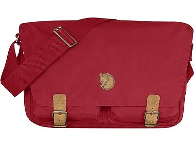 Fjäll Räven Övik Shoulderbag deep red 10 L Messenger Schultertasche