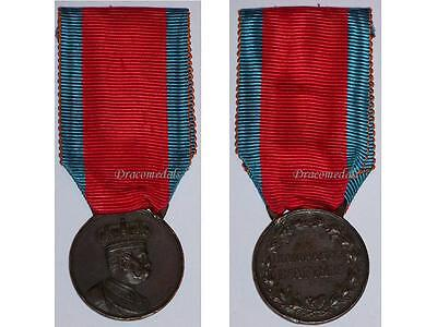 Italy Military Medal African Campaign Colonial Wars 1887 1896 Italian SPERANZA
