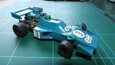 SCALEXTRIC TYRRELL 007 F1 Car - Complete & With New Rear Tyres !