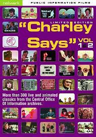 Charley Says... Vols. 1 And 2 (DVD, 2005, 2-Disc Set)