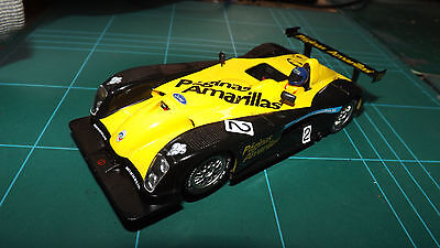 SCALEXTRIC Compatible FLY PANOZ LMP-1 Car - Rare !