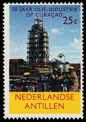 NETHERLANDS ANTILLES 294 (SG151) - Oil Industry 50th Anniversary (pa84867)