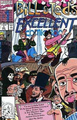 Bill and Ted's Excellent Comic Book (1991) #1 FN
