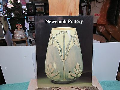 """1987 copy of """"Newcomb Pottery"""" by Jessie Poesch."""