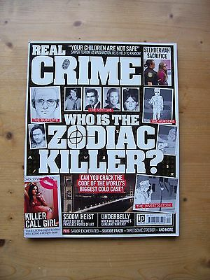 Real Crime Magazine - Issue 12 - Mint