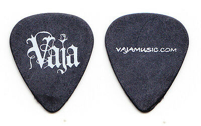 Vaja Black Guitar Pick - 2015 Tour
