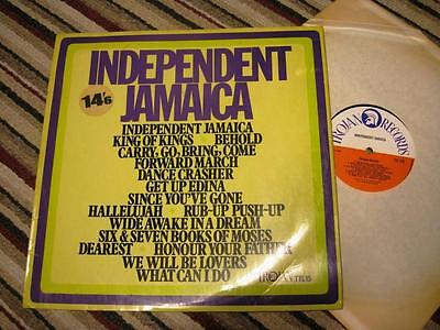Independent Jamaica - LP -  Trojan TTL15