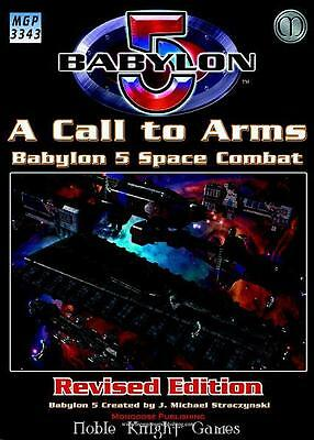 Mongoose Babylon 5 Call to Arms Call to Arms, A (Revised Edition) Box NM