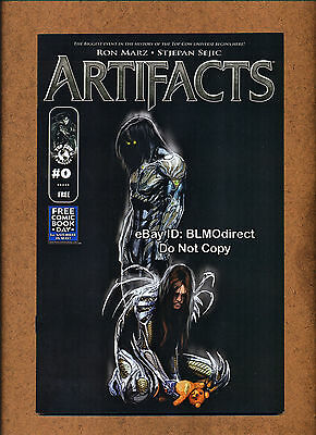 1 Artifacts #0 NM First Look Free Comic Book Day FCBD 2010