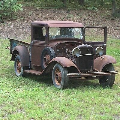 1932 Ford Other Pickups  1932 Ford Truck Clear Title Hot Rod Rat Rod