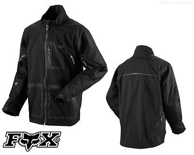 Fox AWG All Weather Gear Enduro Jacket Black CLEARANCE REDUCTION SALE JACKET