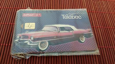 Private Card US Cadilac  (Mint,Neu) Only 1000 Mad Rare