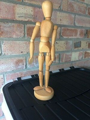 Artists Movable Mannequin Approx 33cm In Height