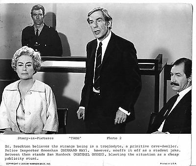Vintage Movie Still / Photograph ~ Joan Crawford No. 79 ~ Trog, 1970