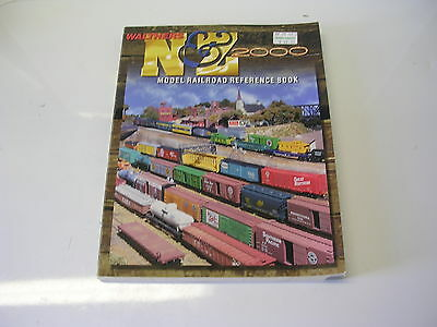 Walthers N & Z 2000 Model Railroad Reference Book