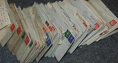 Job lot of vintage love letters correspondence from Ireland to Scotland 1950s
