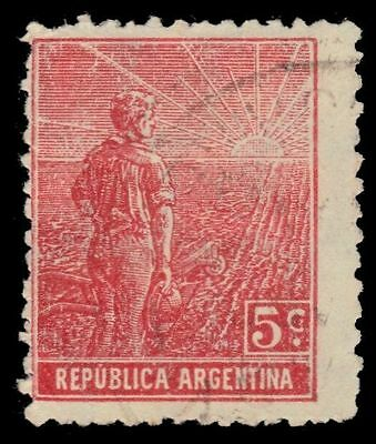 ARGENTINA 194i (Mi171y) - Allegory of Agriculture Definitive (pf31653)
