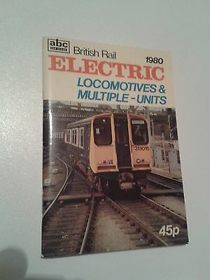 2 Ian Allan ABC Diesel and Electric 1980 Spotting Books.