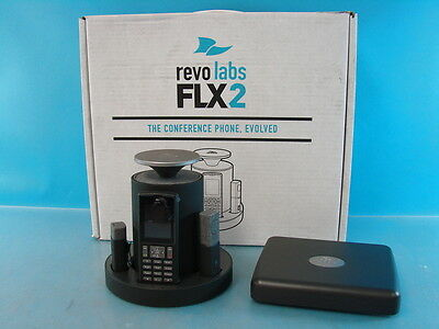 Revolabs FXL2 Telecom System Business Conference Phone Call Center New In Box