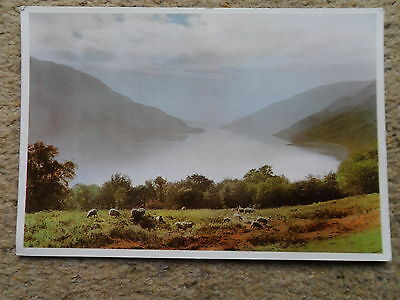 Judges' Ltd.postcard. Of Loch Striven. Scotland.c138.  Not Posted.