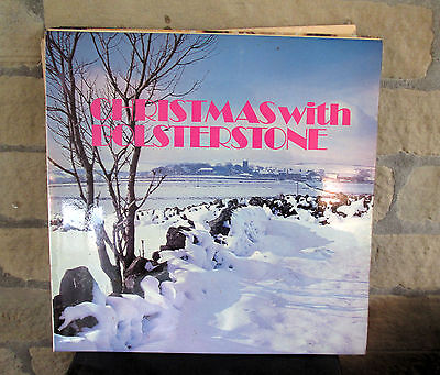 Christmas With Bolsterstone Male Voice Choir - Vinyl LP - 1973 Stereo