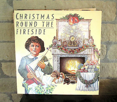 Christmas Round The Fireside The Fireside Singers 1987 Reader's Digest LP