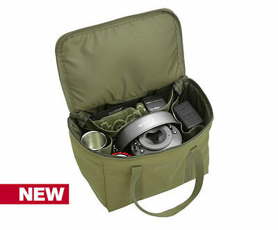 NEW Trakker NXG Carp Fishing Luggage Cookware/Stove Bag - 204911