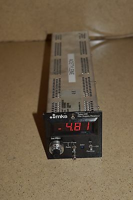 ^^ Mks Instruments Type 246 Power Supply Readout (Cv)
