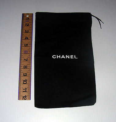 CHANEL original dustcover tissue shopping bag pouch
