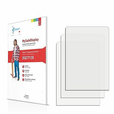3x Vikuiti Screen Protector DQCT130 from 3M for TrekStor i.Beat move S
