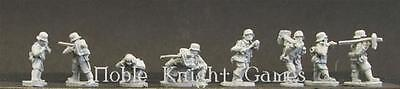 Old Glory Command Decision Germany 15mm Panzerschreck Teams Pack MINT