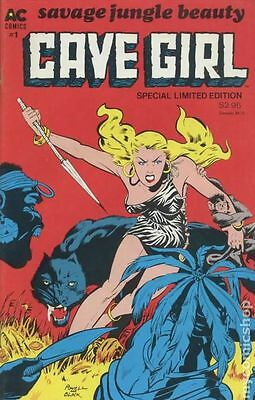 Cave Girl (1988 AC) #1 VF