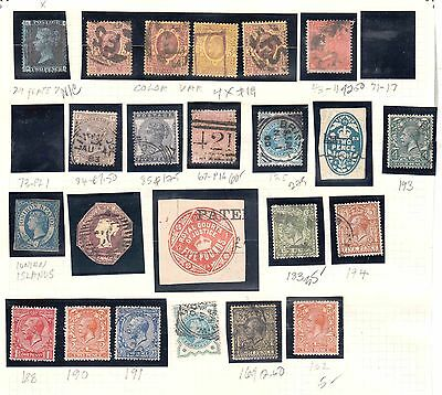 GREAT BRITAIN SOUND COLLECTION LOT $530 SCV IN MOUNTS 99c NO RESERVE