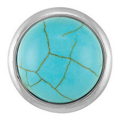 Ginger Snaps TURQUOISE SN29-02 - 1 FREE $6.95 Snap w/ Purchase of Any 4