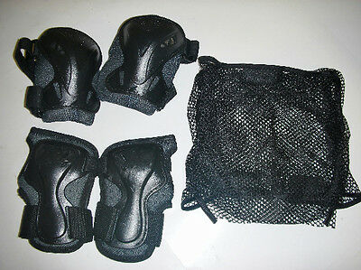 Rollerblade Junior Pro Elbow & Wrist Protective Gear