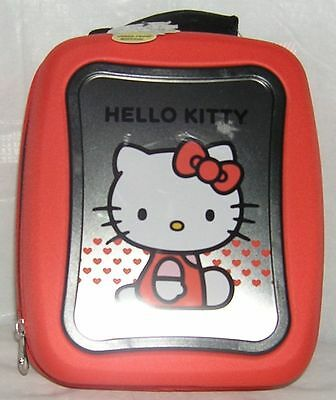 Hello Kitty THERMOS LUNCH BOX RED NICE CHRISTMAS GIFT FREE SHIPPING NWT