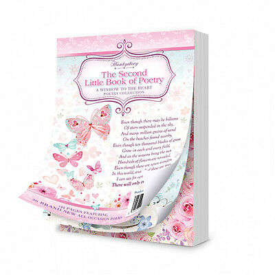 Hunkydory The Second Little Book of Poetry144 pages of stunning pictures
