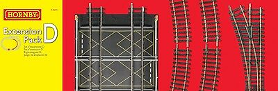 Hornby OO Gauge Track Extension Pack D